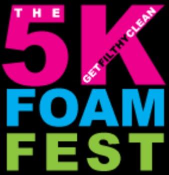 5k Foam Fest - Charlotte, North Carolina