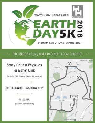H&H Foundation Earth Day 5K Run/Walk