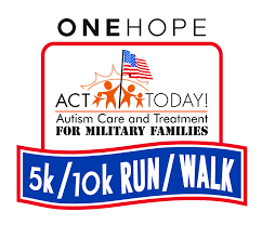 ACT Today! for Military Families 5K/10K Run/Walk & Family Festival