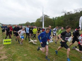 Shere Adventure Race