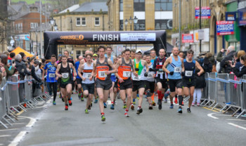 OMC Motor Group Ron Hill Accrington 10k & Fun Run
