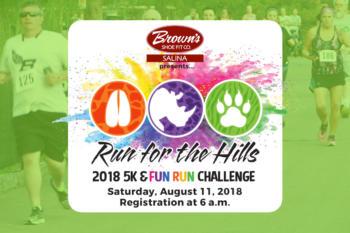 Run for the Hills 5K & Fun Run Challenge
