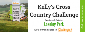 Kelly's Cross Country Challenge