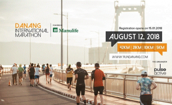 Manulife Danang International Marathon 2018