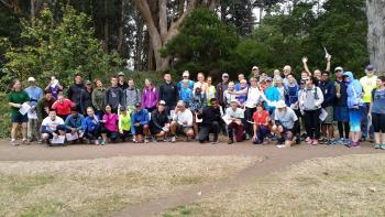 TrailCross Berkeley 5k