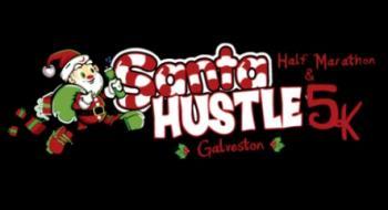 Santa Hustle® Galveston 5k and Half Marathon