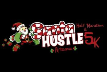 Santa Hustle® Arizona 5k and Half Marathon