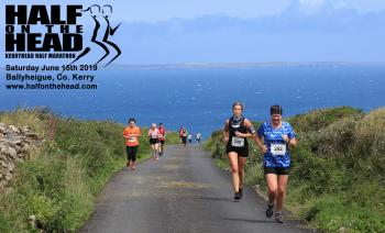 Half on the Head (Kerryhead Half Marathon & 10k Run)
