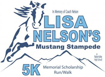 Lisa Nelson's Mustang Stampede 5K Memorial Scholarship Run/Walk