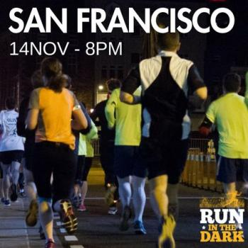 Run in the Dark San Francisco 5K and 10K Option