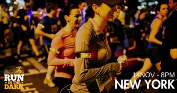 Run in the Dark New York 5K and 10K Option