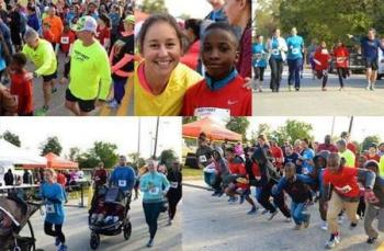 Hope for Augusta 5K and Family Fun Run