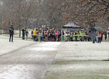 Royal Parks Winter 10k Series - Race 2 - Regents Park
