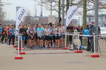 Queen Elizabeth Olympic Park 10km Winter Series - Race 3 - December