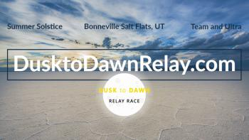 Dusk to Dawn Relay Race