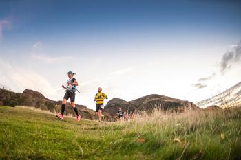 Rat Race Ultra Tour of Edinburgh