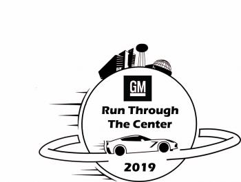 Gm Run Through the Center 5K and 1 Mile