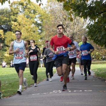 Greenwich Park Winter 10K and 5K: Sunday 10 February 2019