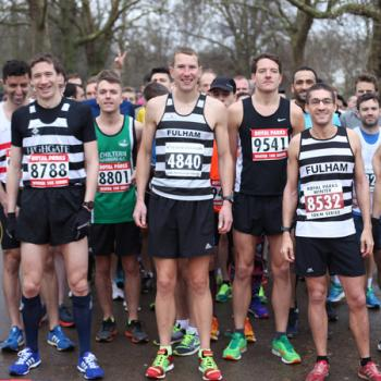 Hyde Park Spring 10K - Sunday 24 March 2019