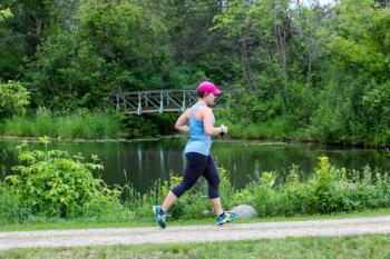 Sour Grapes Half and Half Trail Run