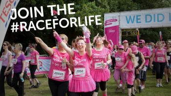 Race for Life Liverpool