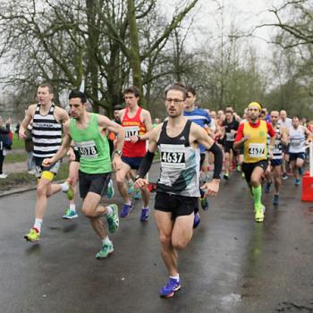 Victoria Park 10K and 10 Mile - Sunday 17 February 2019