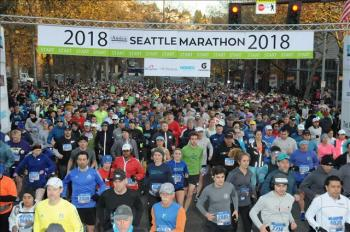 Amica Insurance Seattle Marathon