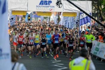 ABP Southampton Marathon, Half Marathon and 10k: 2019