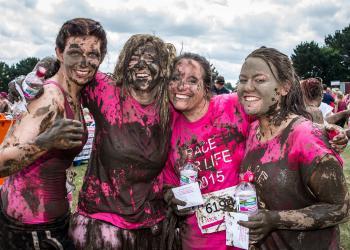 Race for Life Preston Pretty Muddy