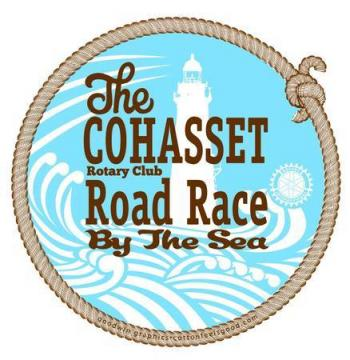 Cohasset Road Race By The Sea 10K Sunday, March 31st at 1 p.m.