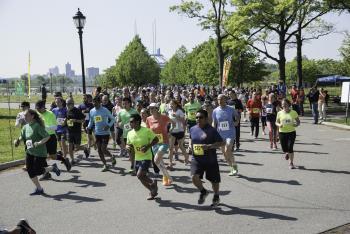Sri Chinmoy 5K and Half-Marathon