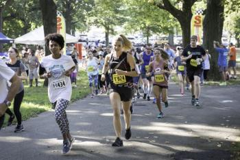 Sri Chinmoy 5K, 10K & Kids Race in Alley Pond Park