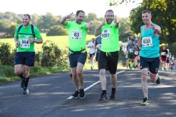 The 9th Tonbridge Half Marathon, 2019