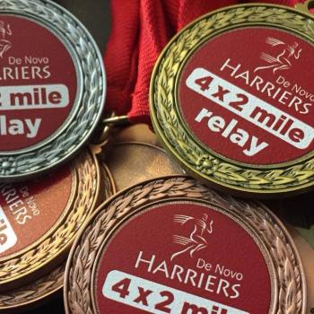De Novo Harriers 4x2 Mile Relay & Food Drive