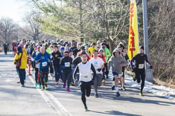 Sri Chinmoy 5K & 7-Mile Race in Prospect Park