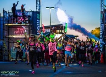2019 Night Nation Run Washington, D.C.