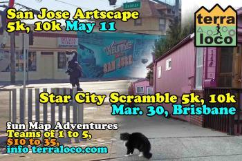 San Jose Artscape 5k, 10k