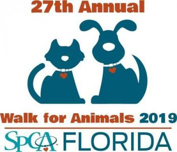 27th Annual SPCA Florida Walk for Animals