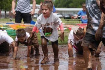 Your First Mud Run - Garret Mountain 2019