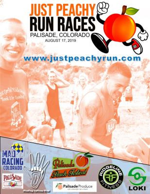 2nd Annual Just Peachy Run Races (5k, 10k, and 1k Kids)