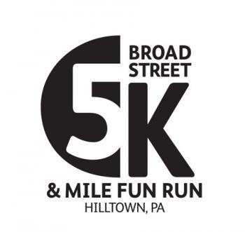 Broad Street Hilltown 5K Race and 1 Mile Fun Run