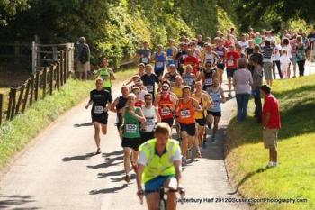 The 2019 Canterbury Half Marathon