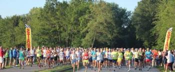Sri Chinmoy Marathon at Rockland Lake, New York 2019