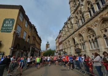 Northampton Half Marathon, September 2019