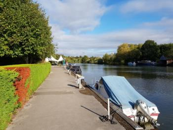 Thames Trot Ultra Marathon October 2019
