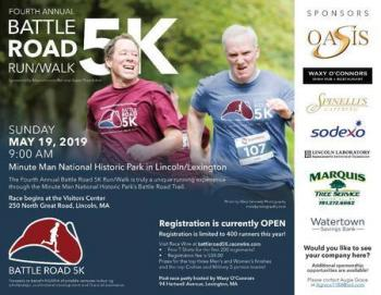 Battle Road 5K