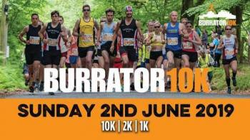 Burrator 10k and Children's Races - 2 June 2019