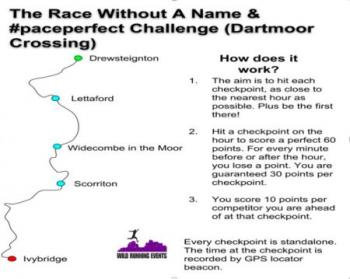 The Race With No Name (Dartmoor Crossing) 12 October 2019