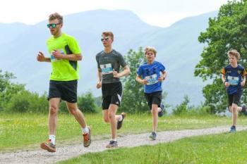 adidas Terrex 5K Trail Race, Keswick Mountain Festival, Sat 18th May 2019