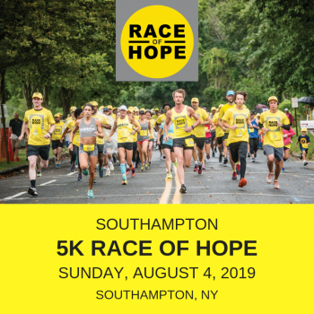Race of Hope to Defeat Depression